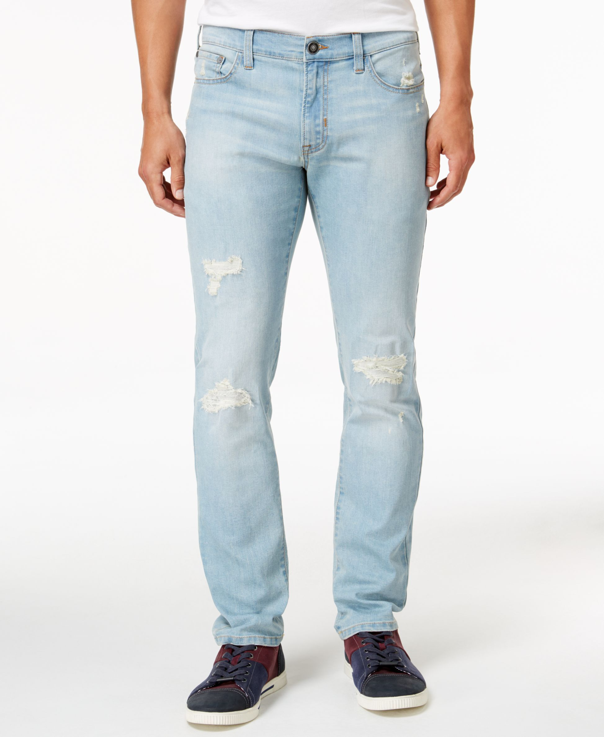 4968898c9 Ring of Fire Men's Slim-Fit Cayenne Skylar Wash Jeans | Products ...
