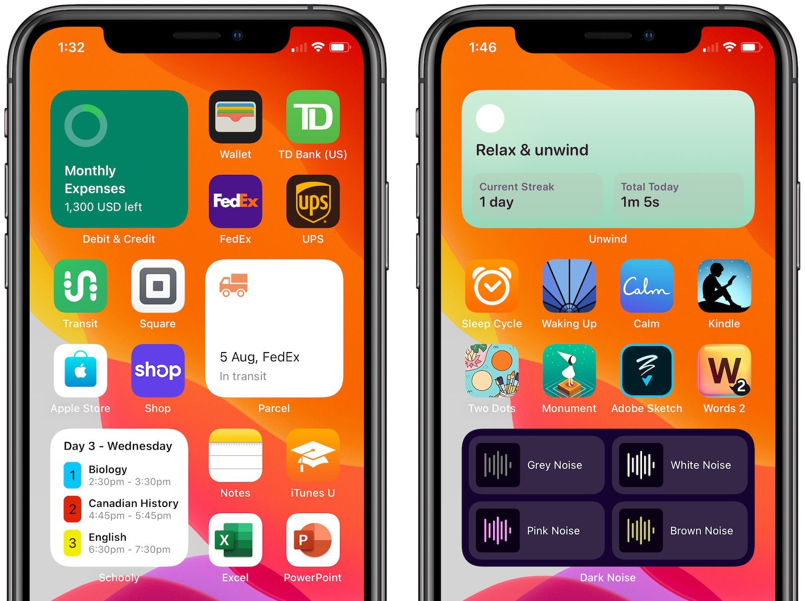 8 Third Party Home Screen Widgets That You Can Try Out Now On Ios 14 In 2020 Homescreen Iphone Organization Homescreen Iphone