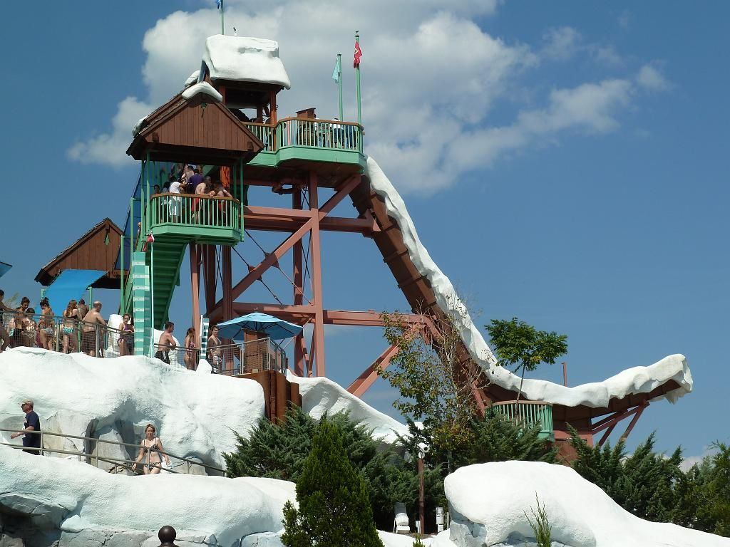 Summit Plummet Blizzard Beach