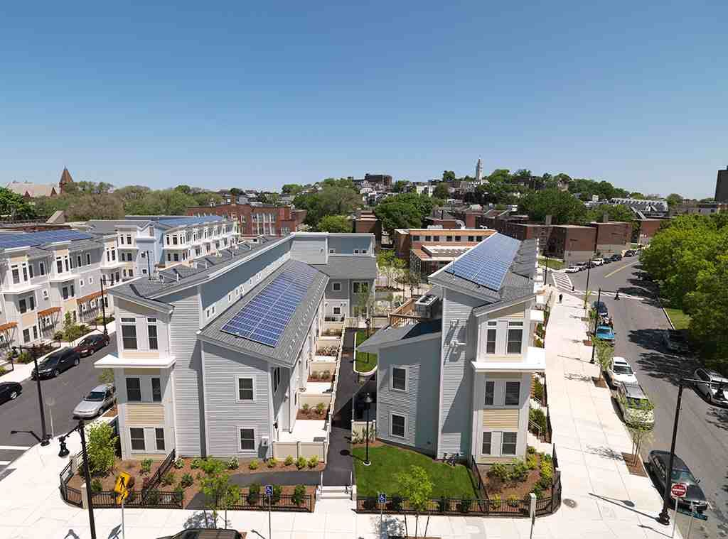 Boston Housing Authority: Green Public Housing Linked To Better Health    Http://