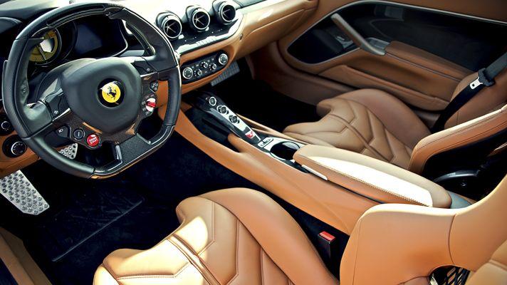 drives the fastest Ferrari ever #newferrari