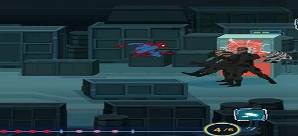 Человек Паук: Опасность на Горизонте - играть онлайн ...