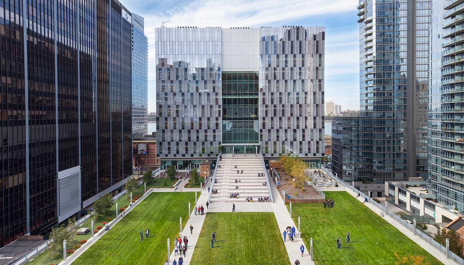 Part Of The City University Of New York Since 1964 The John Jay College Of Criminal Justice Trains Students In Emer John Jay College Criminal Justice John Jay