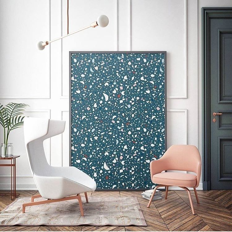 Embrace the terrazzo trend with these home decor ideas
