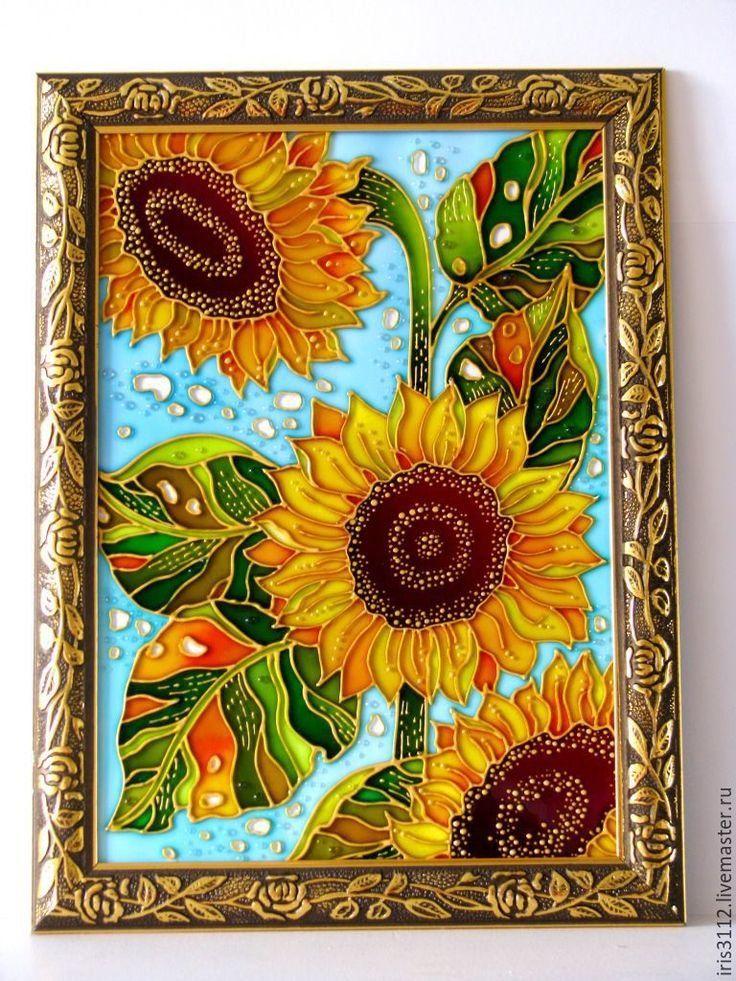 стекла для рамок картин купить