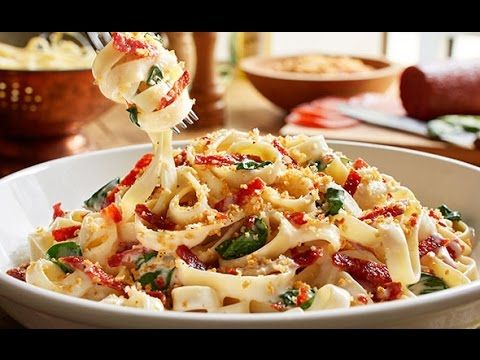 How to make olive garden steak gorgonzola alfredo living better tv with home chef jeremiah for Olive garden steak gorgonzola alfredo