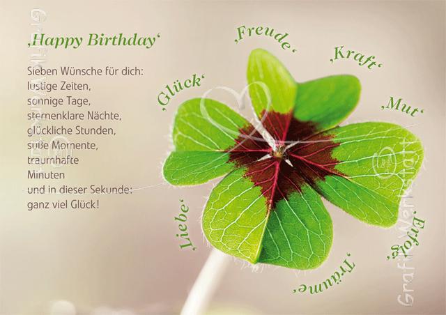 Happy Birthday Postkarten Grafik Werkstatt Bielefeld E Cards