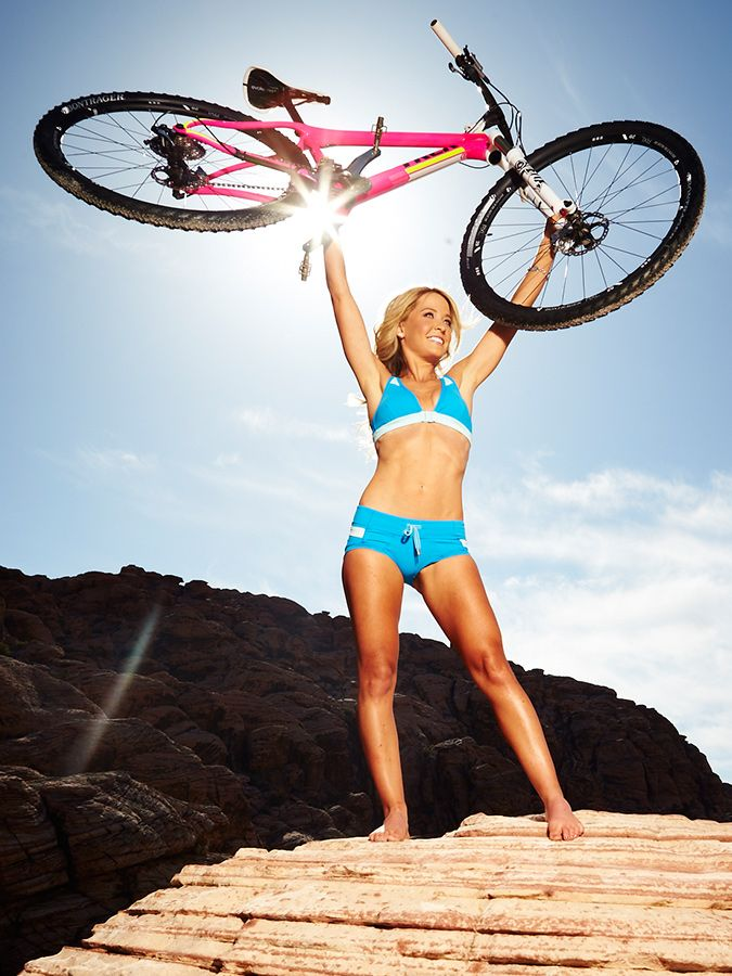 Emily Batty Pro Mountain Bike Olympian Mountain Bike Girls