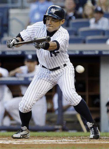 Ichiro Suzuki | New York Yankees | Pinterest | Ichiro suzuki