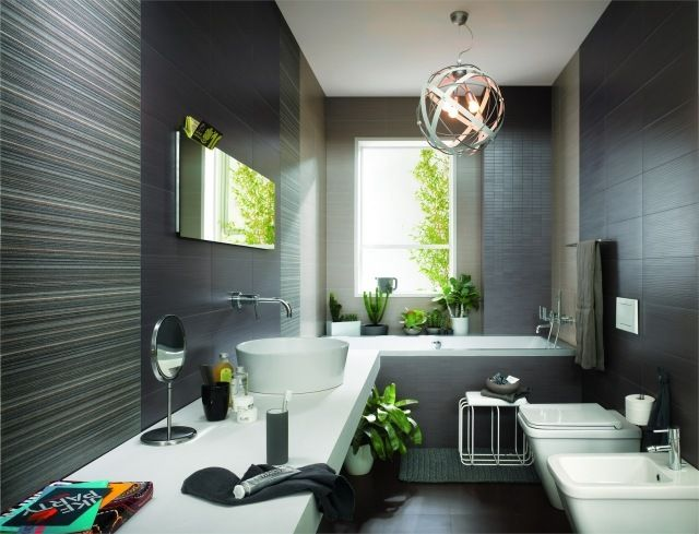 Design salle de bains moderne en 104 idées super inspirantes