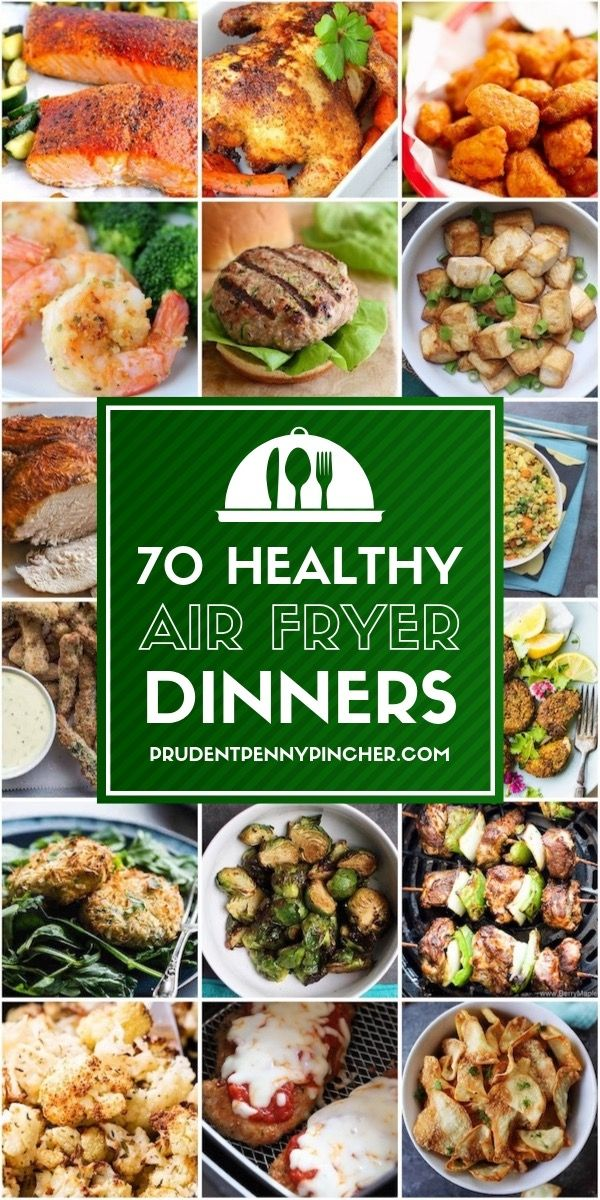 70 Healthy Air Fryer Recipes images