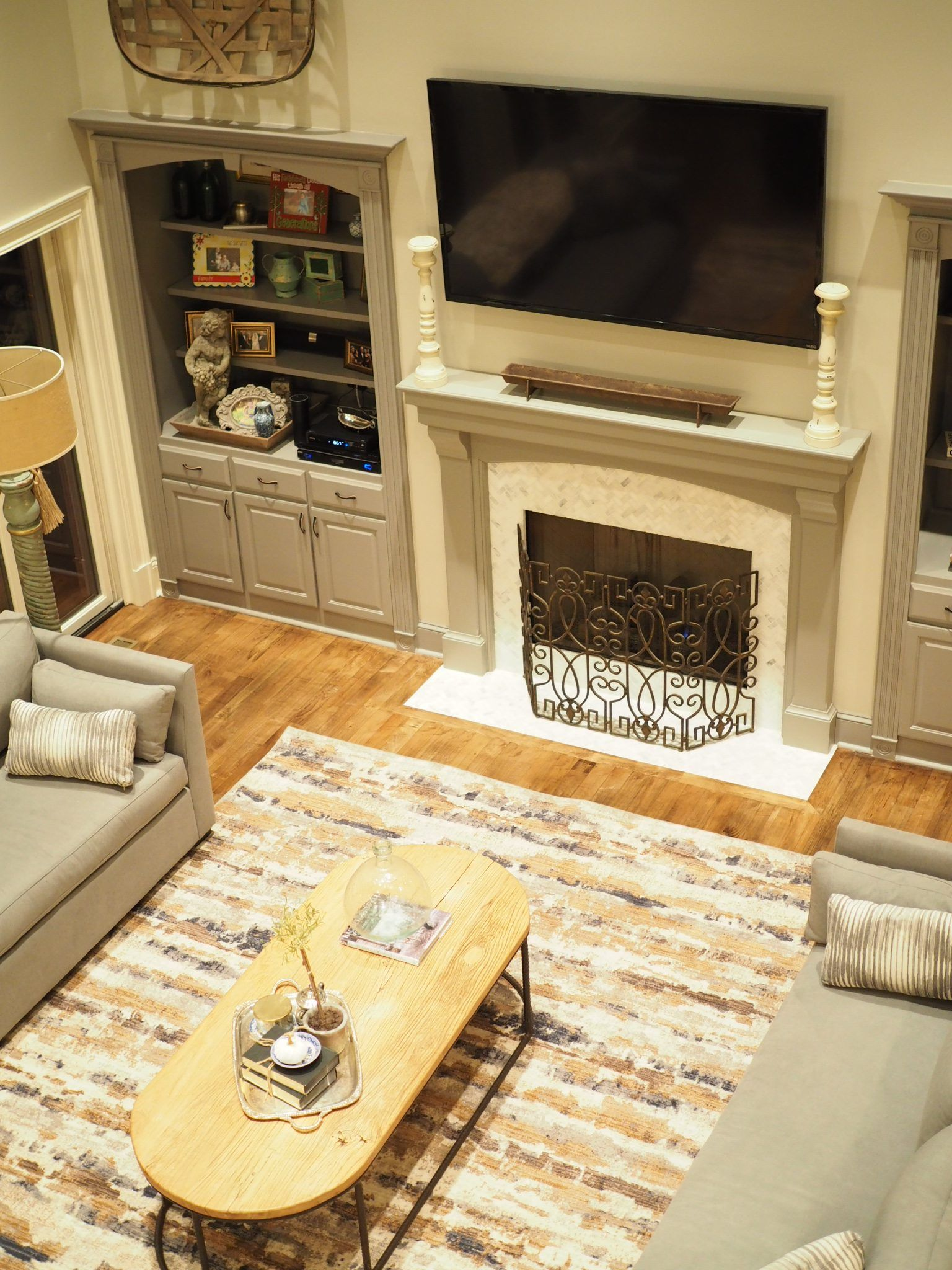 How To Arrange Furniture Around An Area Rug Mohawk Home Rugs In Living Room Living Room Area Rugs Furniture Arrangement