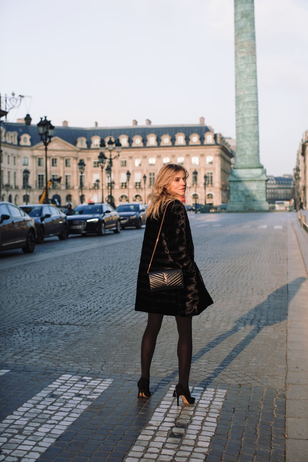 Look of The Day from Paris | Make Life Easier