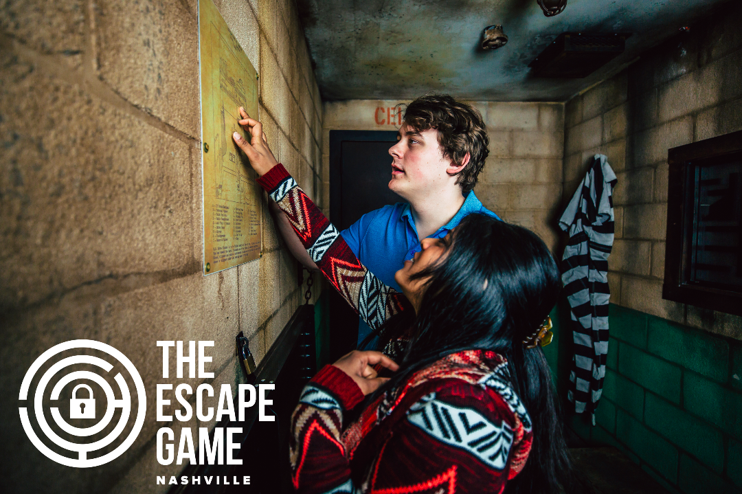 The Escape Game Lobby Detail theescapegameaustin