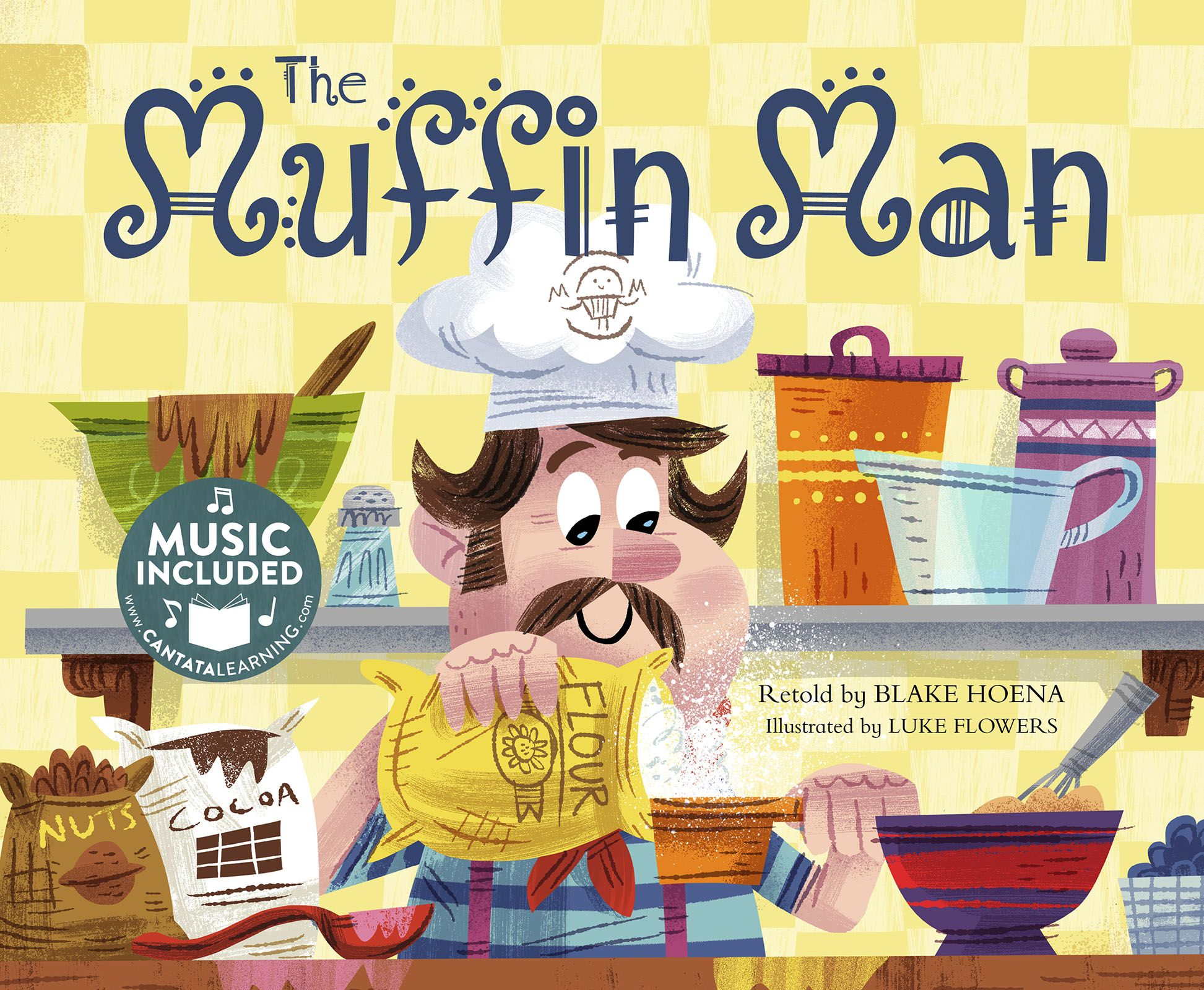 Learn About The Baker And His Tasty Treats Muffinman