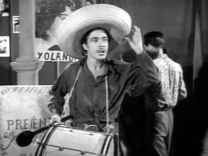 el mariachi desconocido tin tan en la habana 1953