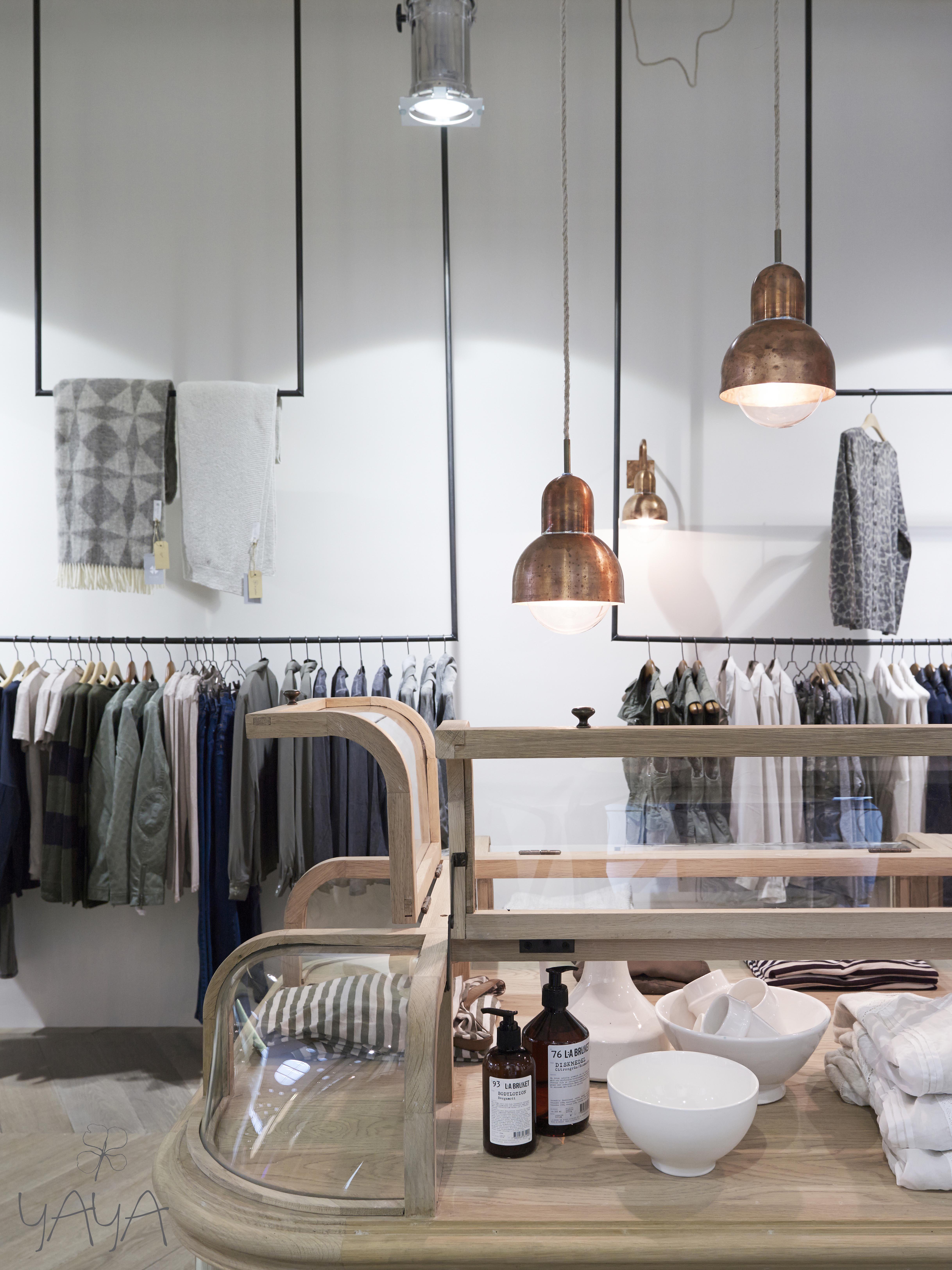yaya concept store amstelveen winkel ontwerp winkels concept winkels winkel interieur toonzaal