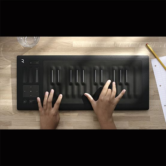 Seaboard Rise Making Music In More Dimensions Loves Domusweb Music Keyboard Midi Controllers Keyboard