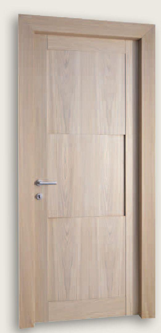 Gio Pomodoro 1925 3 Qq Bleached Oak Gio Pomodoro C Modern Interior Doors Italian Luxury Interior Doors New Design Porte Metrop Idee Per La Casa Moderno Case
