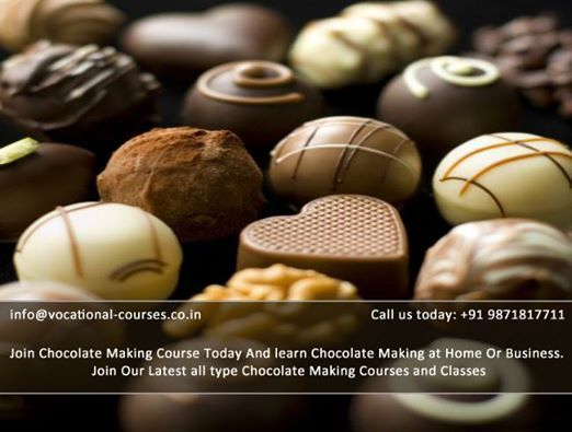 Join_today Chocolate Making Course, Chocolate Making Hobby