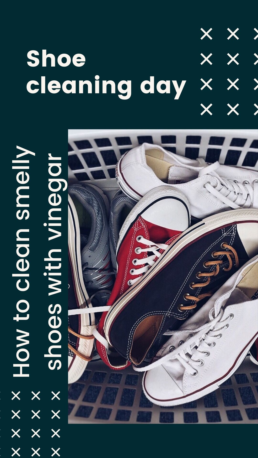 How to clean smelly shoes with vinegar in 2020 smelly