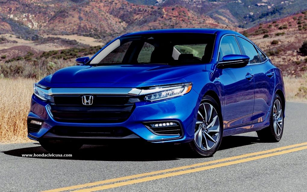 2019 Honda Insight Hybrid Touring Specs and Reviews
