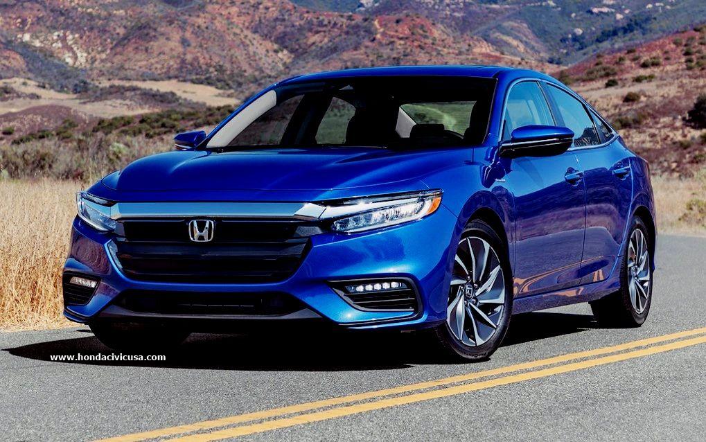 2019 Honda Insight Hybrid Touring Specs and Reviews