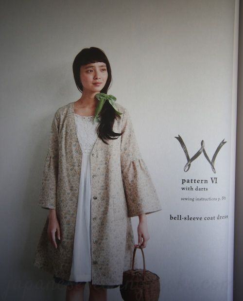 Book Review – Sweet Dress Book (Now in English) | Japanese Sewing ...