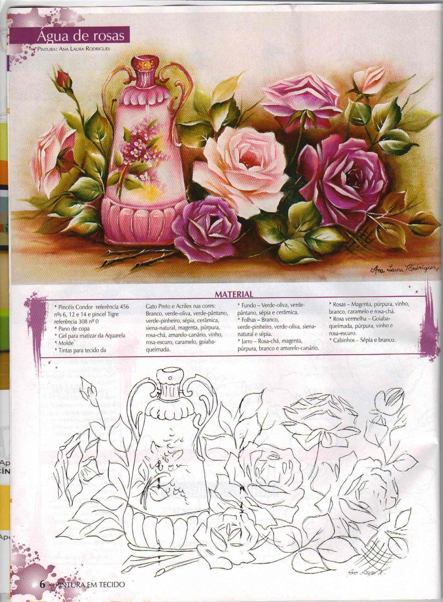 Arquivo dos álbuns | Раскраски, Трафареты, Цветы