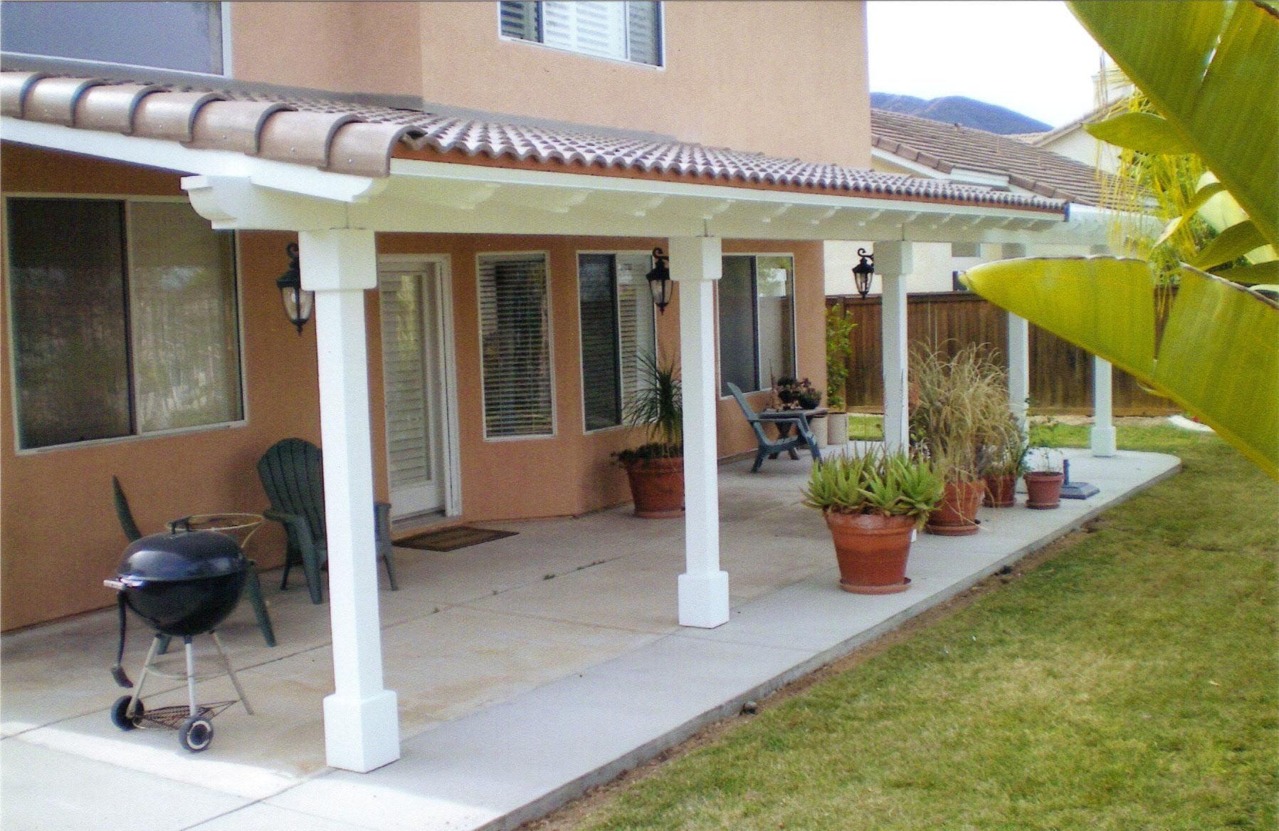 Sculpture Of Backyard Patio Covers From Usefulness To Style Covered Patio Cost Patio Tiles Aluminum Patio Covers