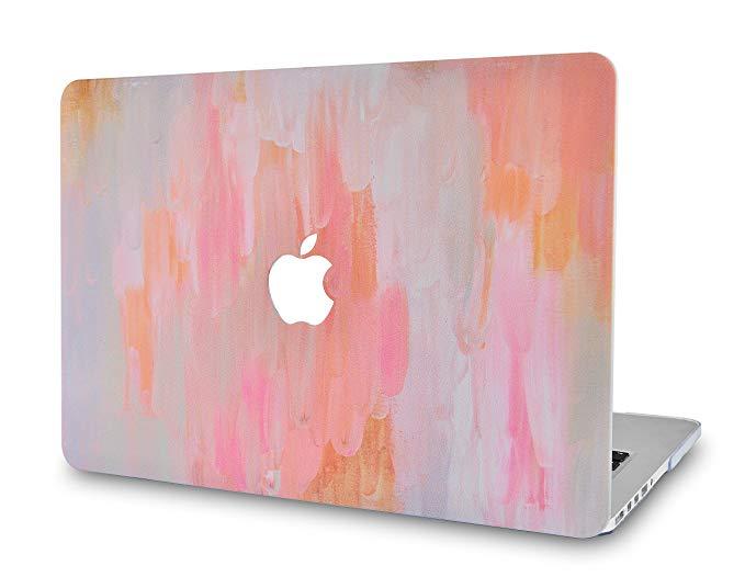 Amazon Com Luvcase Rubberized Plastic Hard Shell Cover Compatible Macbook Pro 13 Inch A2159 A Macbook Pro 13 Inch Macbook Pro Cases 13 Inch Macbook Air Case
