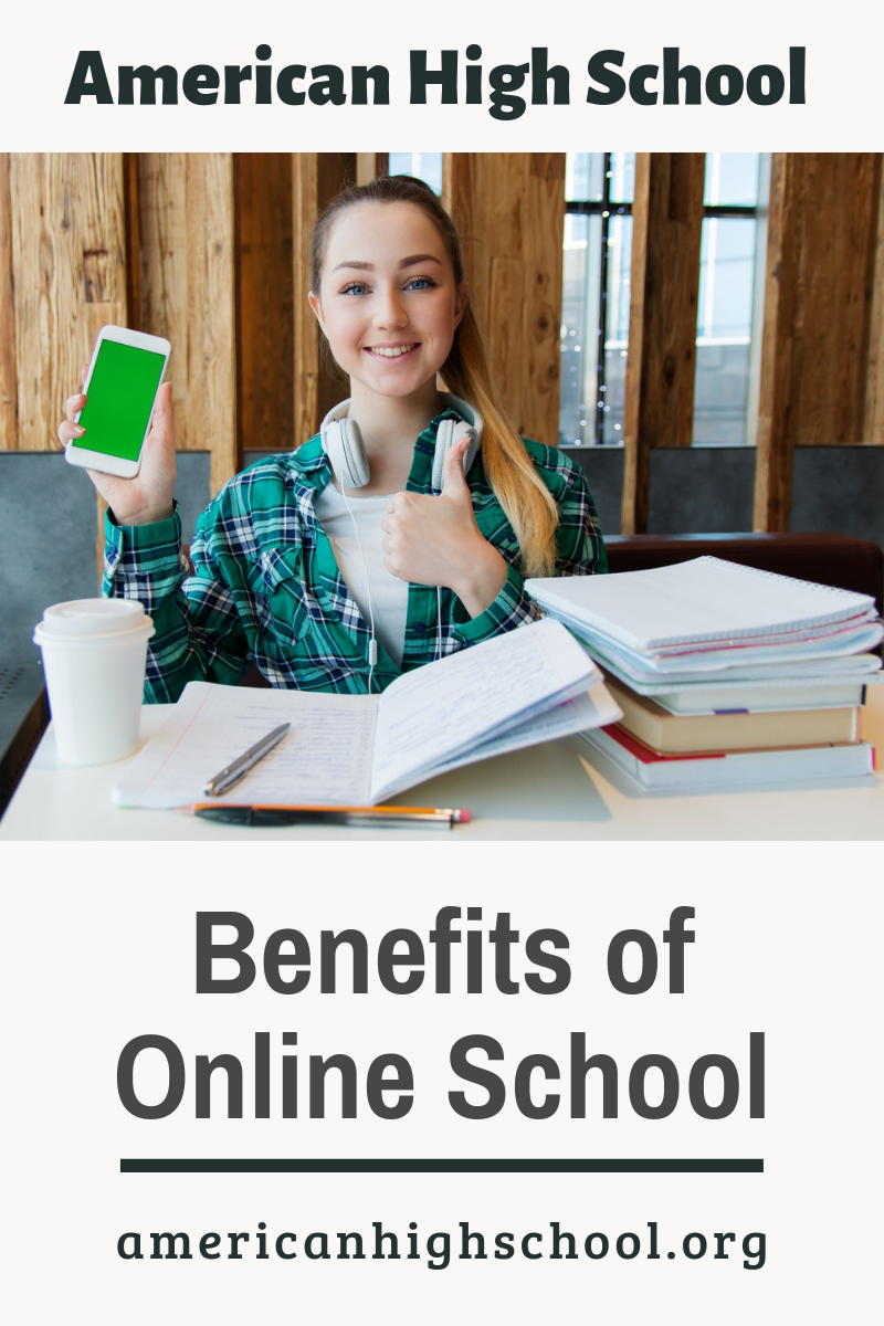 Benefits of Online School by American High School Most