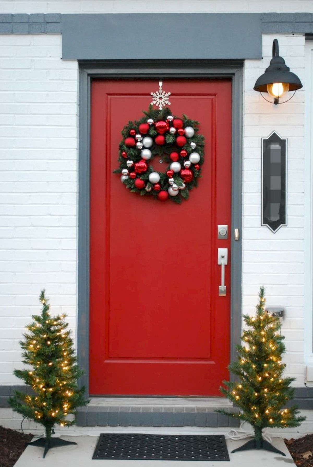 40 Most Fantastic And Easy Christmas Decorations For Your Apartment Ideas 31