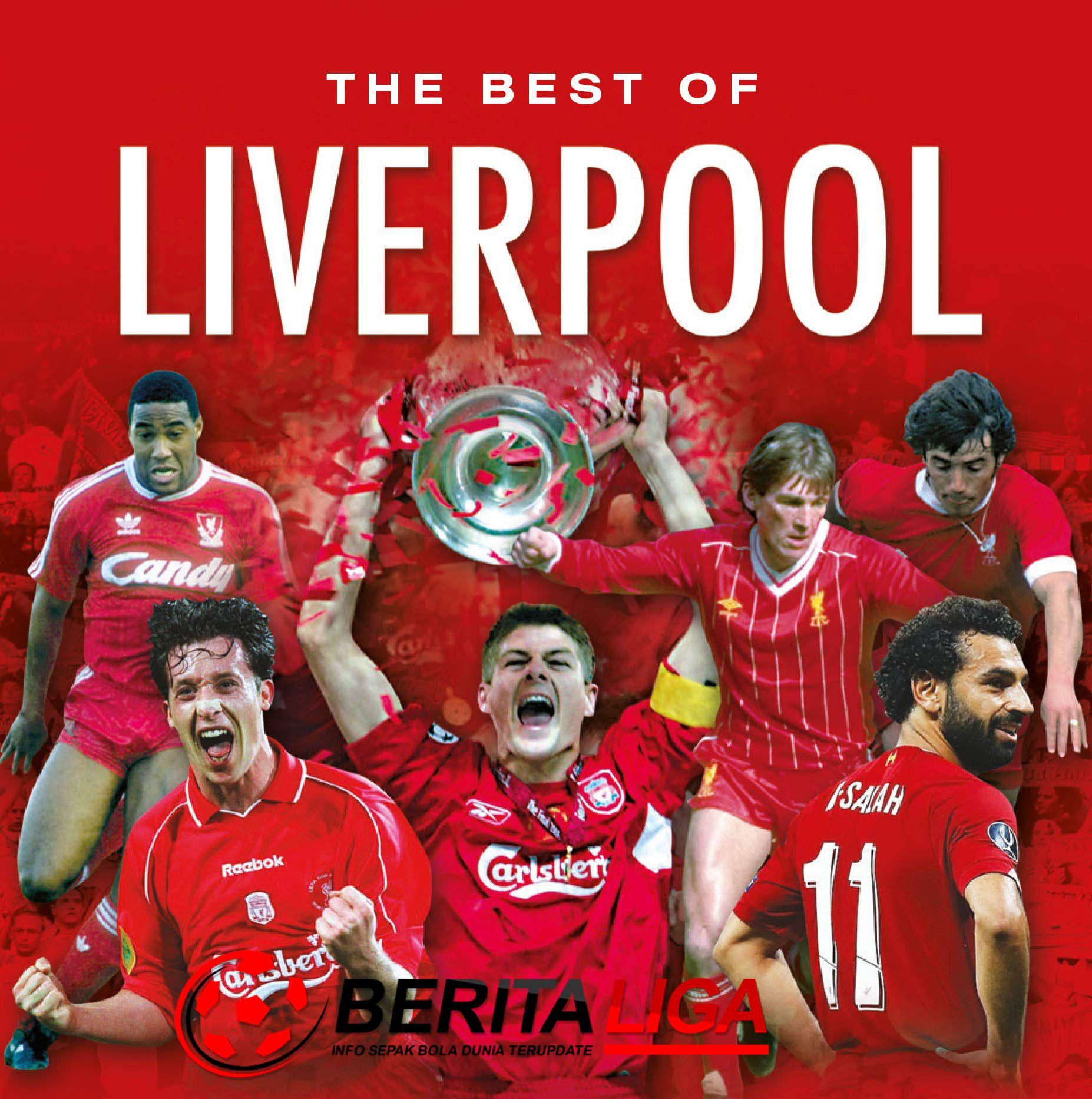 Liverpool Berhasil Menjadi Juara Liga Inggris 2019 2020 Di 2020 Liverpool Liga Inggris Juara