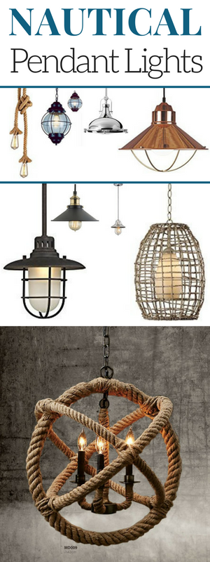 Photo of Best Nautical Pendant Lights – Beachfront Decor