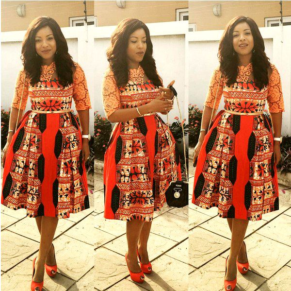 5 Times Joselyn Dumas Rocked Prints Casually Off The Red