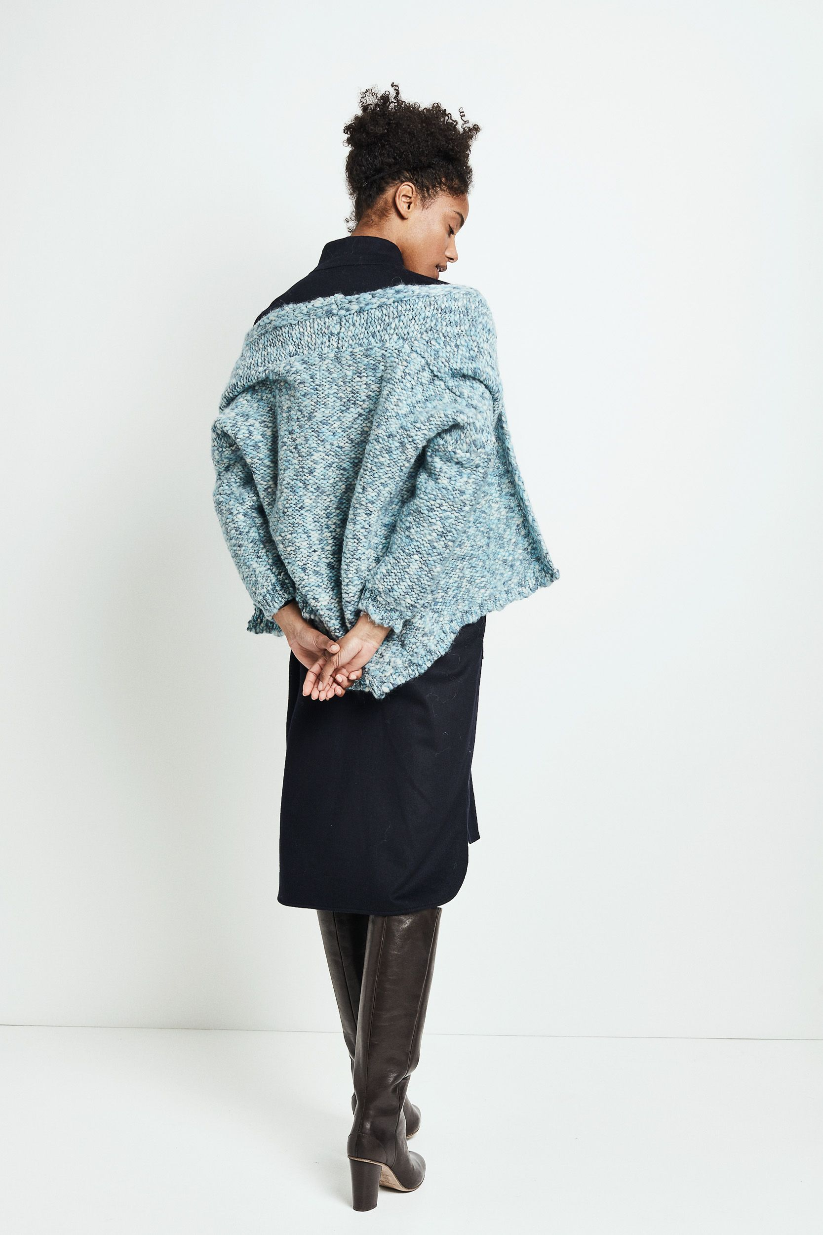 Humanoid aw18 collection outerwear women fashion