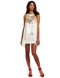 camilla and marc Women's Adorned Dress $720