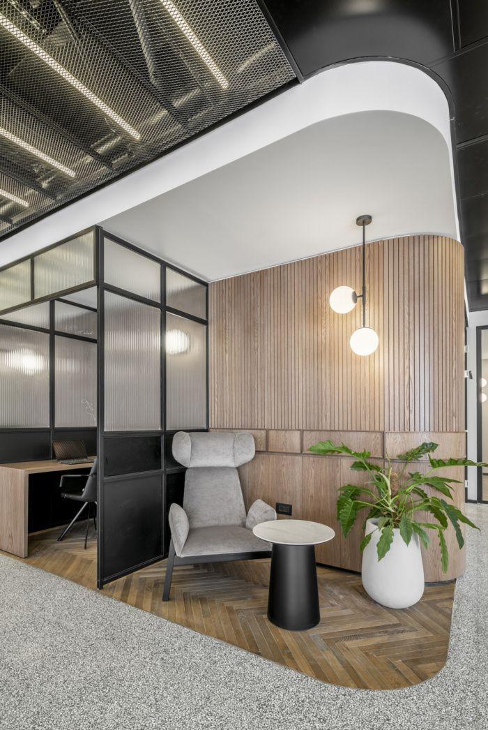 B.S.R. Group Offices - Tel Aviv - Office Snapshots