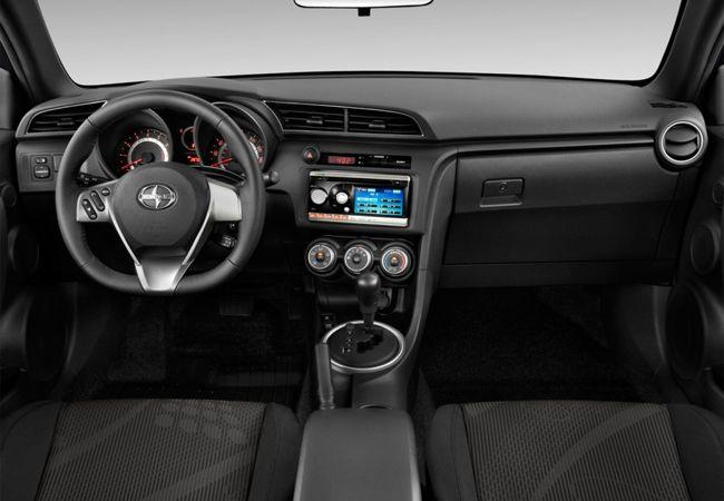Scion Interior Scion Tc Scion Toyota Dealers