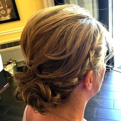 50 Ravishing Mother Of The Bride Hairstyles Wedding