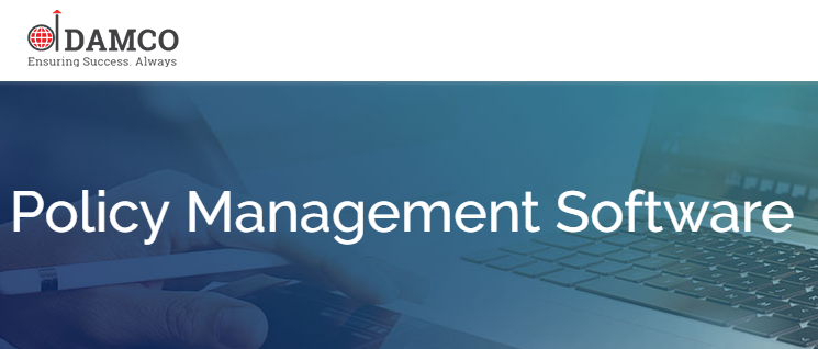 The Policy Management Software Generates Complete Policy