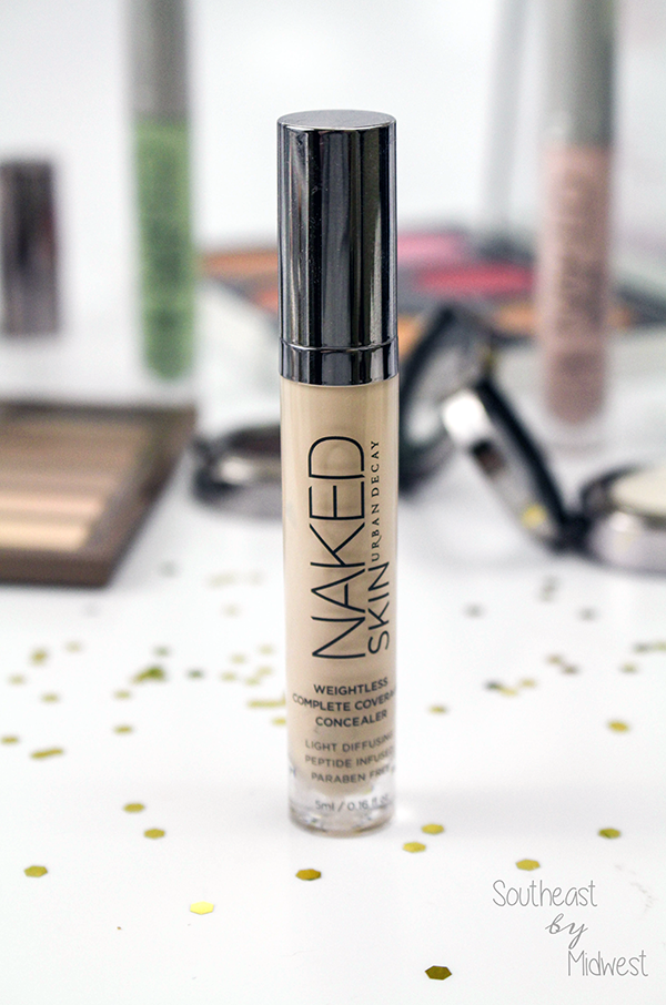 Urban Decay Naked Skin Concealer || Southeast by Midwest #beauty #bbloggers #beautyguru #urbandecay