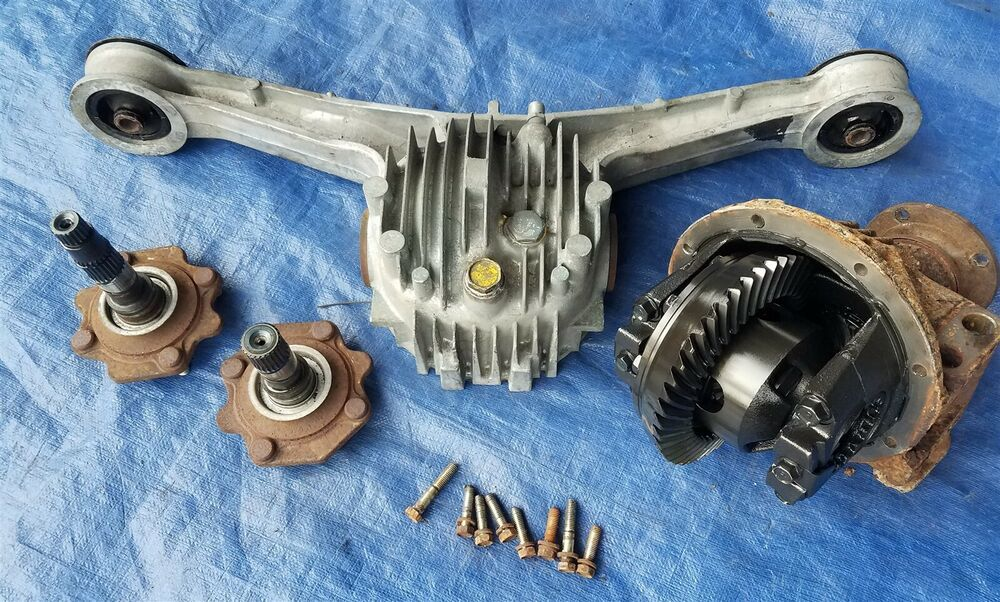 Miata Torsen Diff >> Ad Ebay Mazda Na Miata 90 93 4 3 Ratio Viscous Limited