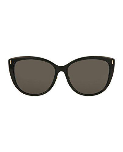 1bf9e5175c1a Gucci GG0193SK Plastic Cat-Eye Sunglasses Size 58 mm