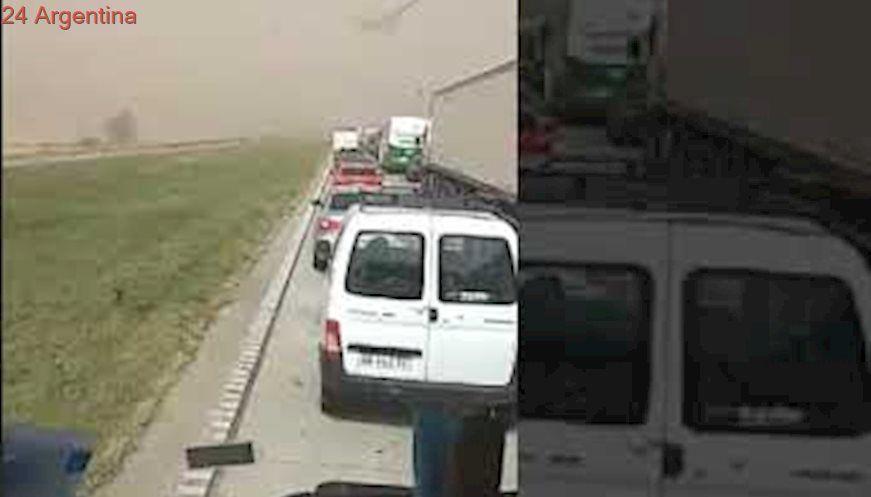 Siniestro en autopista por el viento (1)  4443b85e989e