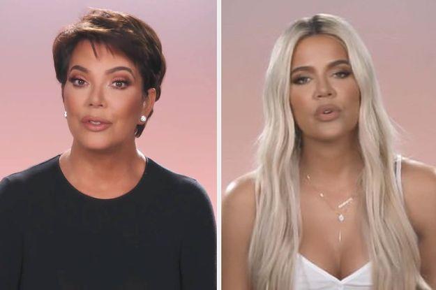 Khloé Kardashian Confronted Kris Jenner Over Setting Up Paparazzi Shots Of Her And Lamar Odom #khloekardashian