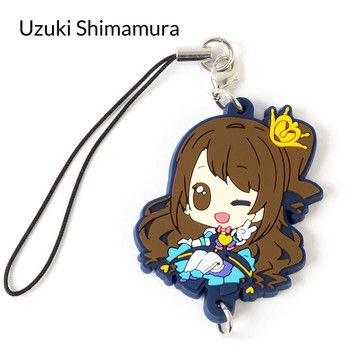 Chitcha Mate Idolmaster Cinderella Girls Connectable Rubber Straps Vol. 1 3