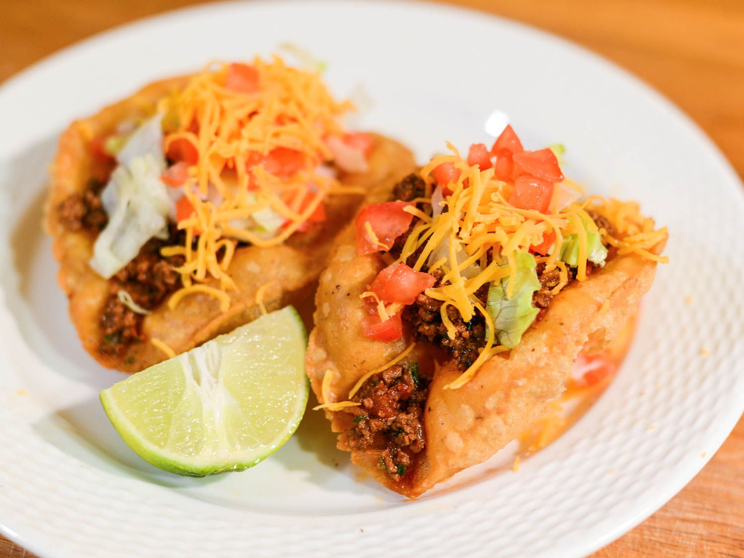 Why You Should Turn Your Taco Night Into Puffy Taco Night