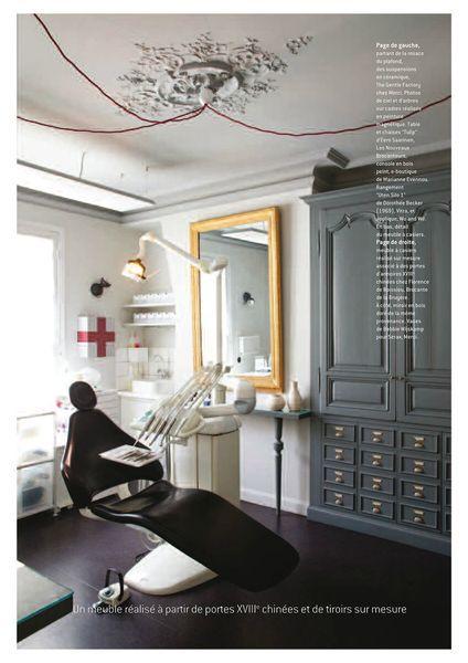 Miroir doré et portes XVIII chinés à la brocante de LA BRUYERE. www.brocantedelabruyere.com